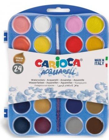ΝΕΡΟΜΠΟΓΙΕΣ CARIOCA 24 PLASTIC CAS 30mm