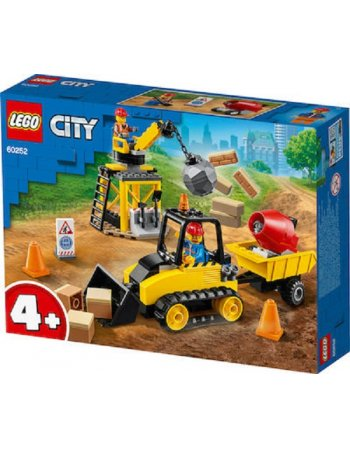 LEGO CITY GREAT VEHICLES: CONSTRUCTION BULLDOZER
