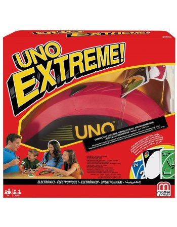 MATTEL UNO EXTREME GXY75