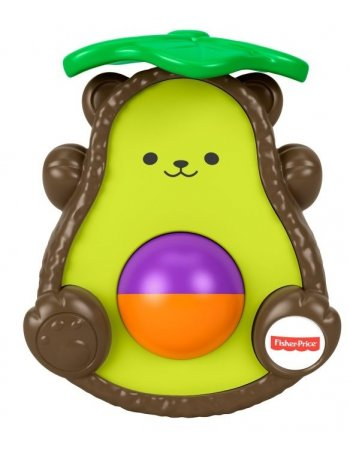 FISHER PRICE AVOCADO ΦΑΓΗΤΟΖΩΑΚΙ ΔΡΑΣΤΗΡΙΟΤΗΤΩΝ (GLD05)