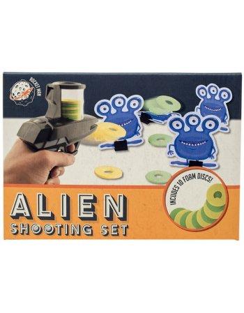 ALIEN SHOOTING SET