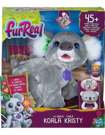HASBRO FURREAL MAMA KRISTY THE KOALA ( E9618)