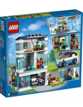 LEGO CITY: ΤΟ ΣΠΙΤΙ ΤΗΣ ΟΙΚΟΓΕΝΕΙΑΣ (60291)