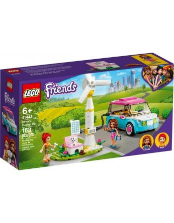LEGO FRIENDS: OLIVIA'S ELECTRIC CAR (41443)