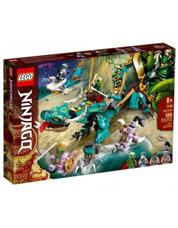 LEGO NINJAGO: JUNGLE DRAGON (71746)