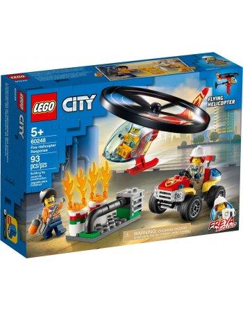 LEGO CITY FIRE: ΑΝΤΑΠΟΚΡΙΣΗ ΠΥΡΟΣΒΕΣΤΙΚΟΥ ΕΛΙΚΟΠΤΕΡΟΥ...