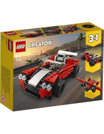 LEGO CREATOR: ΣΠΟΡ ΑΥΤΟΚΙΝΗΤΟ (31100)