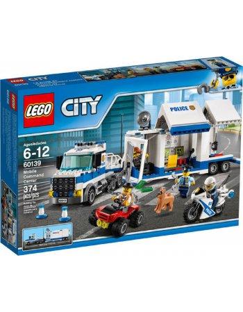 LEGO CITY POLICE: ΚΙΝΗΤΟ ΑΡΧΗΓΕΙΟ (60139)
