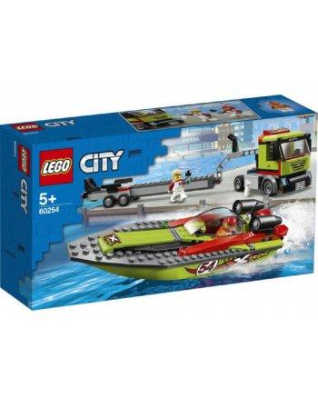 LEGO CITY GREAT VEHICLES: ΜΕΤΑΦΟΡΙΚΟ ΑΓΩΝΙΣΤΙΚΟ ΣΚΑΦΟΥΣ...