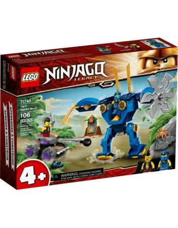 LEGO NINJAGO: LEGACY ΗΛΕΚΤΡΟ-ΡΟΜΠΟΤ ΤΟΥ ΤΖΕΙ (71740)