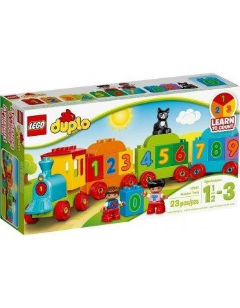 LEGO DUPLO MY FIRST: ΤΡΕΝΟ ΜΕ ΑΡΙΘΜΟΥΣ (10847)