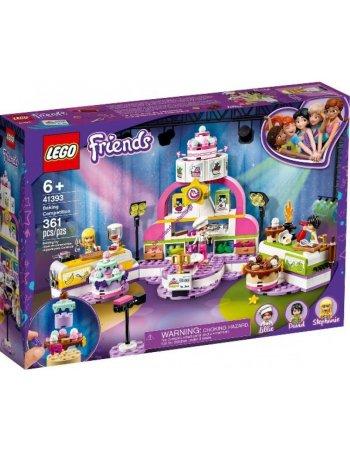 LEGO FRIENDS: ΔΙΑΓΩΝΙΣΜΟΣ ΜΑΓΕΙΡΙΚΗΣ (41393)