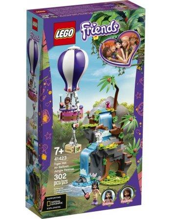 LEGO FRIENDS: ΔΙΑΣΩΣΗ ΤΙΓΡΗΣ ΜΕ ΑΕΡΟΣΤΑΤΟ ΣΤΗ ΖΟΥΓΚΛΑ...
