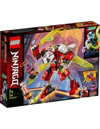 LEGO NINJAGO: ΡΟΜΠΟΤΙΚΟ ΤΖΕΤ ΤΟΥ ΚΑΙ (71707)