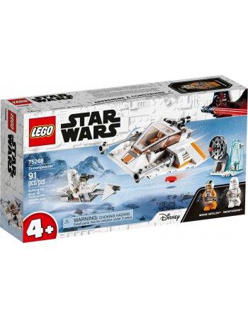 LEGO STAR WARS: ΤΑΧΥΣΚΑΦΟΣ ΧΙΟΝΙΟΥ (75268)