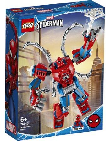 LEGO SUPER HEROES: ΡΟΜΠΟΤΙΚΗ ΣΤΟΛΗ ΤΟΥ SPIDERMAN (76146)