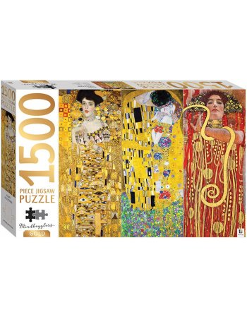 HINKLER ΠΑΖΛ KLIMT COLLECTION 1500 KOMMATIA