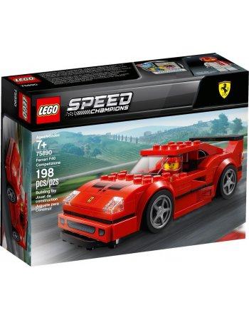LEGO SPEED CHAMPIONS: FERRARI F40 COMPETIZIONE (75890)