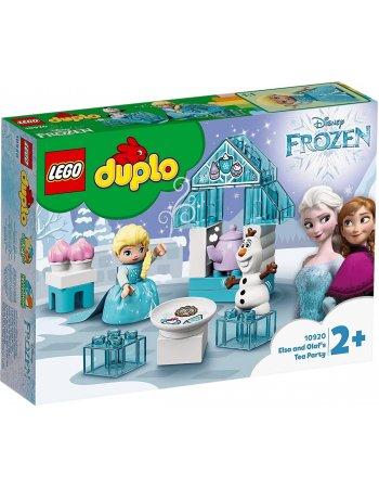 LEGO DUBLO PRINCESS: ELSA AND OLAF'S TEA PARTY (10920)