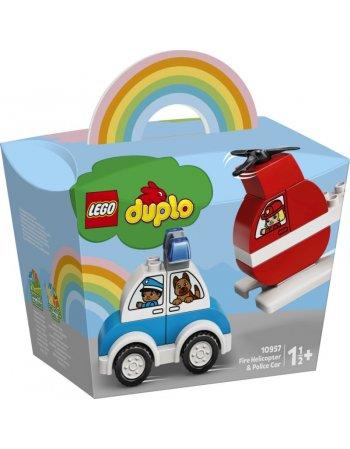 LEGO DUPLO MY FIRST: ΠΥΡΟΣΒΕΣΤΙΚΟ ΕΛΙΚΟΠΤΕΡΟ ΚΑΙ...