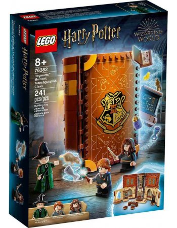 LEGO HARRY POTTER - ΣΤΙΓΜΕΣ ΧΟΓΚΓΟΥΑΡΤΣ: ΜΑΘΗΜΑ...