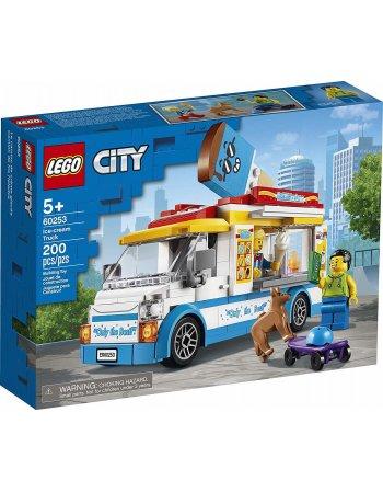 LEGO CITY GREAT VEHICLES: ΒΑΝΑΚΙ ΠΑΓΩΤΩΝ (60253)