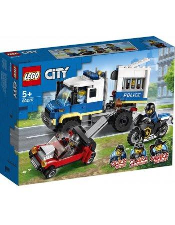 LEGO CITY POLICE: ΑΣΤΥΝΟΜΙΚΟ ΟΧΗΜΑ ΜΕΤΑΦΟΡΑΣ ΚΡΑΤΟΥΜΕΝΩΝ...