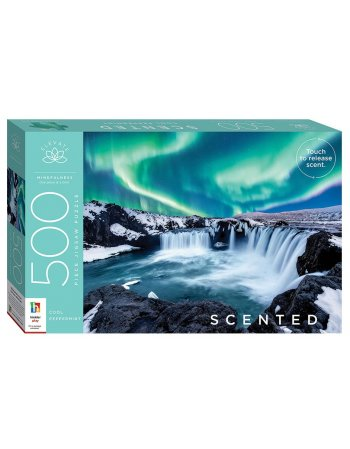 SCENTED JIGSAW PUZZLE: Cool Peppermint (500pc)