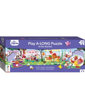 PLAY A-LONG PUZZLE: At the Market