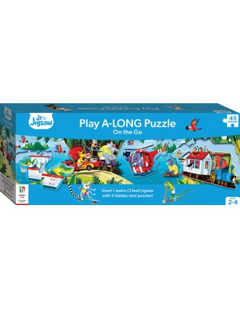 PLAY A-LONG PUZZLE: On the Go
