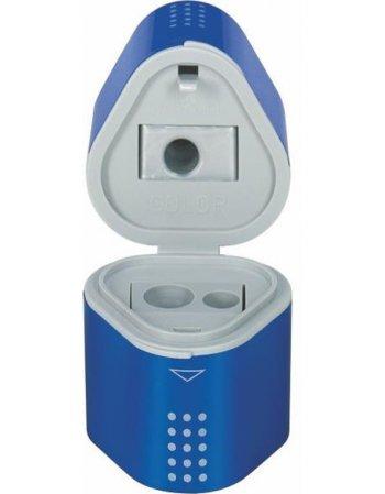 ΞΥΣΤΡΑ FABER-CASTELL 183801 TRIO BOX GRIP RED-BLUE /...