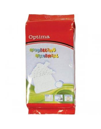 ΠΗΛΟΣ OPTIMA 500 gr. ΛΕΥΚΟΣ