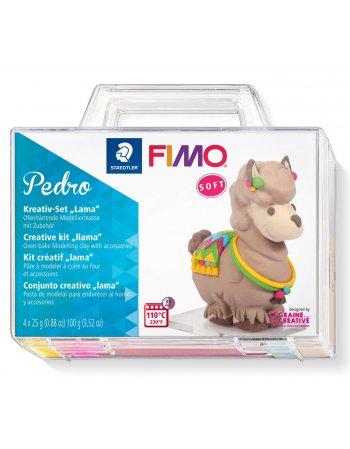 ΣΕΤ STAEDTLER FIMO-KIDS 8025-31 LAMA PEDRO