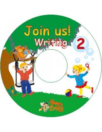 WRITING JOIN US 2 + DVD