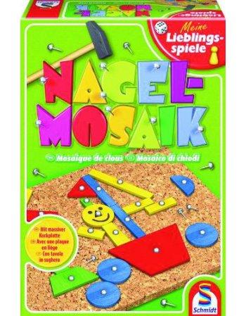 ΔΕΣΥΛΛΑΣ - Παιχνίδι για Παιδιά: Mωσαϊκό τοκ-τοκ