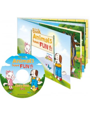 JOIN US 1 - STORY BOOK + DVD